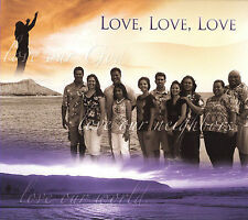 Love, Love, Love [Slipcase] by Various Artists (CD, Dec-2008, World Sound)