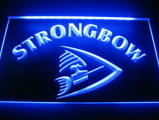 W3001 B Strongbow Beer Bar LED Light Sign