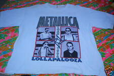 METALLICA 96 LOAD TOUR CONCERT TEE SHIRT XL CLEAN