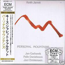 Jarrett, personale Keith Mountains 24 CARATI ORO CD NUOVO