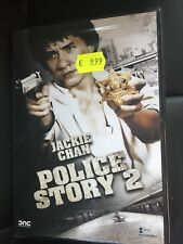 Dvd **POLICE STORY 2** con Jackie Chan nuovo sigillato 1988