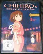 DVD Studio Ghibli: Chihiros Reise ins Zauberland (Hayao Miyazaki)