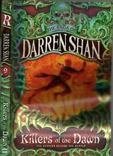 THE SAGA OF DARREN SHAN Book 9 KILLERS OF THE DAWN The Hunters Become The Hunted