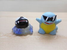 Pokemon Squirtle Gastly Finger Puppet Figure Sunglasses Set of 2 Bandai