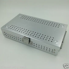 New Aluminium Alloy sterilization tray sterilization case surgical instruments