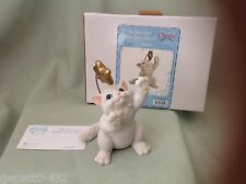 """(G) VINTAGE 2011 """"ENESCO"""" """"THE STARS ARE WITHIN YOUR REACH"""" KITTY- NEW WITH BOX."""