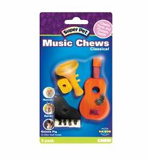 Super Pet Classical Music Chews 3-Pack Lot of 12 (NEW)
