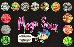 MEGA SOUR SWEETS PICK AND MIX NOT FOR WHIMPS, PLEASE READ WARNING