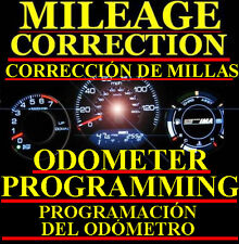 MERCEDES C-CLASS W202 Instrument Cluster Mileage Correction Odometer PROGRAMMING