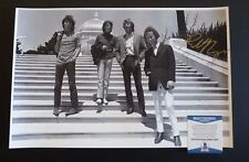 Robby Krieger The Doors Signed Autographed 11x17  Photo Beckett Certified #8