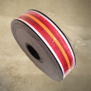 NEW ZEALAND SPECIAL SERVICE MEDAL (NUCLEAR TESTING) 25M RIBBON ROLL | WHOLESALE