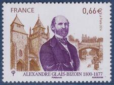 2014 FRANCE N°4842** Alexandre GLAIS-BIZOIN (Homme Politique Français)  TB, MNH