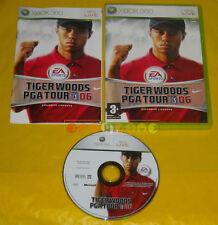 TIGER WOODS PGA TOUR 06 XBOX 360 Versione Ufficiale Italiana »»»»» COMPLETO
