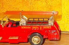 Matchbox Yesteryear Y6 Rolls Royce Fire Engine no label positioning lugs issue 3