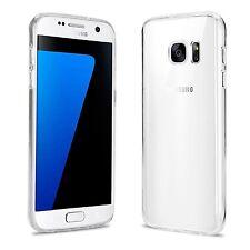 CoverKingz Samsung Galaxy S7 Hülle soft case ultra-slim transparent milchig TPU