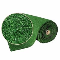 Erba Finta Sintetica Prato 2 x 25 Mt Verde Monofilamente Altezza 10 mm Anti UV