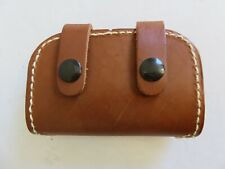 Ruff'n Ready 223 Small Leather Belt Bag Pouch Fishing Hunting