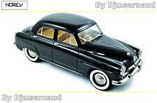 Simca 9 Aronde de 1953 Black NOREV - NO 185740 - Echelle 1/18