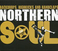 NORTHERN SOUL BACKDROPS, HIGHKICKS AND HANDCLAPS - 2 CD BOX SET