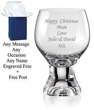 Personalised Engraved Whiskey Glass Best Man, Usher, Groom, Groomsman Gifts