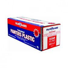 Berry Plastics 626260 Film Gard High Density Professional Painter's Plastic, 400
