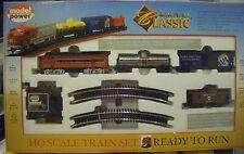 HO  SCALE AMERICAN CLASSICS PENNSYLVANIA RR 1028 - A PRR PENNSY TRAIN SET