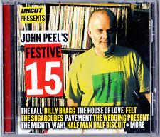 John Peels Festive 15 CD Uncut Magazine #104 January 2006 15 Tracks New Sealed
