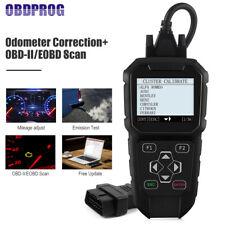 OBD2 Odometer Correction Mileage Adjustment Reset Tool OBDII Diagnostiс Scanner