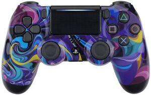 Bizarre Dream Custom UN-MODDED Controller Exclusive Design CUH-ZCT2 for PS4