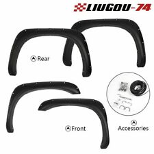 Pocket Rivet Style Fender Flare Fit For 02 08 Ram1500 03 09 Ram 2500 3500 U Fits More Than One Vehicle
