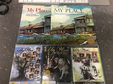 My Place Complete Series DVD 1 & 2 + Teachers Guide + 2x Books 2008 - 1888 Set