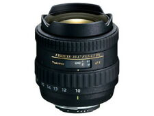 TOKINA AT-X 107 DX Fisheye 10-17mm F3.5-4.5 Lens for Canon Japan Ver. New