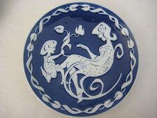 """1973 Royal Copenhagen Mors Dag Mother's Day Plate Made In Denmark 6"""""""