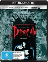 Bram Stoker's Dracula 4K Ultra HD : NEW UHD Blu-Ray