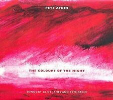 Pete Atkin - Colours of the Night-Songs [New CD] UK - Import
