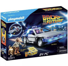 PLAYMOBIL Back to the Future DeLorean Playset - 70317