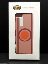 Fossil iPhone 5 Case Retro Camera Cell Phone Case Cover New In Box