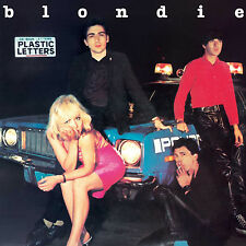 Plastic Letters - Picture Disc Blondie Vinyl 0600753706428