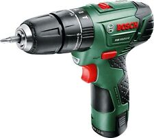 Bosch PSB 10.8 LI-2 Cordless Lithium-Ion Hammer Drill Driver With Syneon Chip