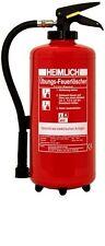 HEIMLICH® Feuerlöscher Wasseraufladelöscher 9 L ecoline W 9 He - 3