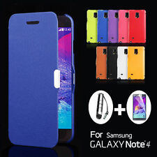 Mobile Phone Flip Cases for Samsung Galaxy Note 4