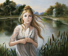 SWAN LAKE by Pati Bannister ARTIST PROOF
