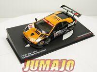 24H10M voiture 1/43 IXO 24 Heures Le Mans : LAMBORGHINI Murciélago 2007