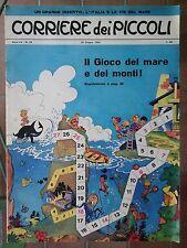 Corriere dei Piccoli N. 26 1963 pratt battaglia salgari + inserto piccolissimi