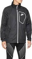Nike Men's Advance 15 Woven Jacket Black Size Medium