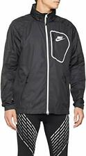 Nike Men's Advance 15 Woven Jacket Black Size Medium
