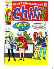 Chili 12 (1970): FREE to combine- in Very Good condition