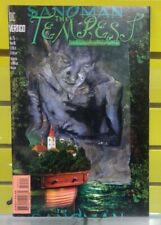 Sandman #75 Neil Gaiman Dc Vertigo 1996 Tempest Last Issue Vf Huge Auction Now