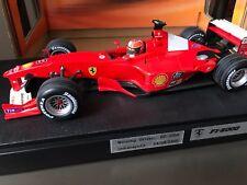F1 Ferrari F2000, SCHUMACHER, 1/18 comme neuf avec boite d'origine