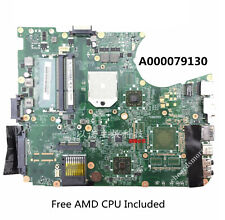 A000079130 AMD Motherboard for Toshiba Satellite L650D L655D Laptop, +CPU, US A